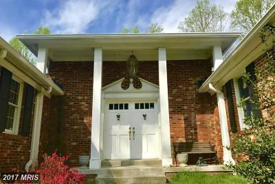 Silver Spring, Wheaton Single Family Home For Sale: 2112 Sondra Court