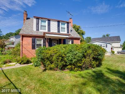 Rockville MD Single Family Home For Sale: $310,000