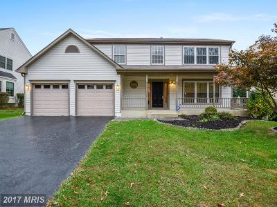 Gaithersburg Single Family Home For Sale: 8716 Cathedral Way
