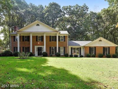 Brookeville Single Family Home For Sale: 2 Rocky Glen Court