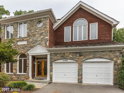 Bethesda Single Family Home For Sale: 10328 Thornbush Lane