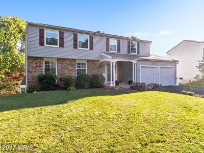 Gaithersburg Single Family Home For Sale: 403 Rock Lodge Road