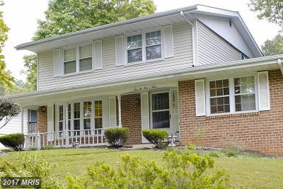 Silver Spring MD Single Family Home For Sale: $425,000