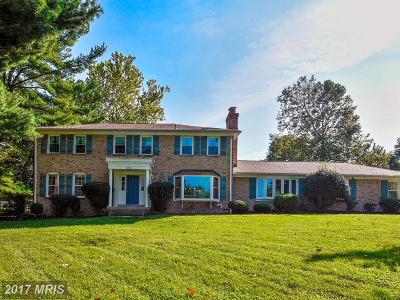 Rockville Single Family Home For Sale: 17411 Bowie Mill Road