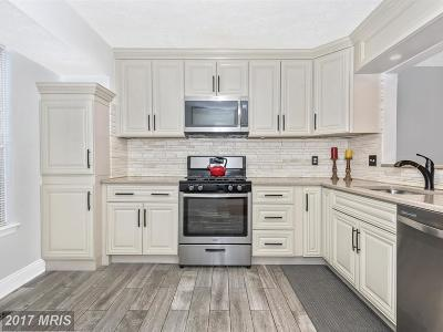 Germantown Townhouse For Sale: 19534 White Saddle Drive