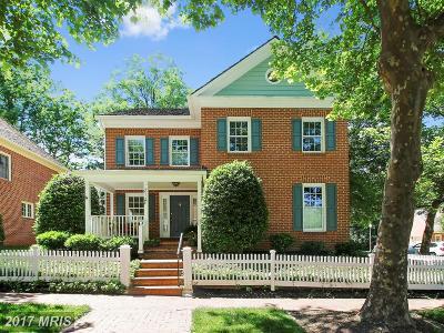 Gaithersburg Single Family Home For Sale: 214 Holmard Street