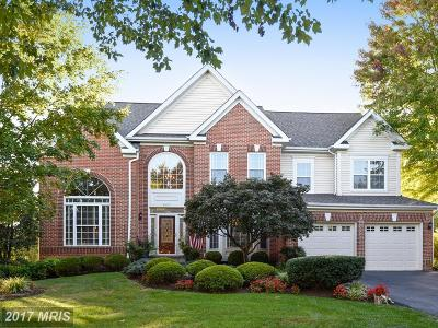 Brookeville Single Family Home For Sale: 2112 Carter Mill Way
