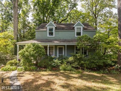 Montgomery Single Family Home For Sale: 5106 Wehawken Road