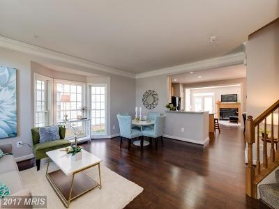 Clarksburg Townhouse For Sale: 23132 Basswood Hill Drive