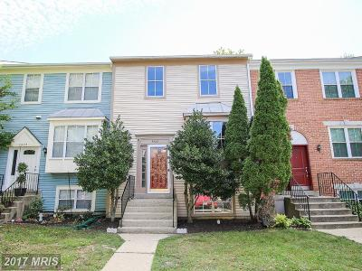 Olney Townhouse For Sale: 3522 Softwood Terrace