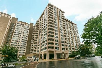 Chevy Chase Condo For Sale: 5500 Friendship Boulevard #2024N