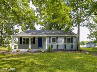 Clarksburg Single Family Home For Sale: 23435 Peach Tree Road