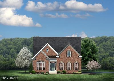 Brookeville Single Family Home For Sale: 19214 Abbey Manor Drive