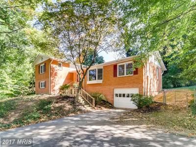 Silver Spring Single Family Home For Sale: 2025 Edgewater Parkway