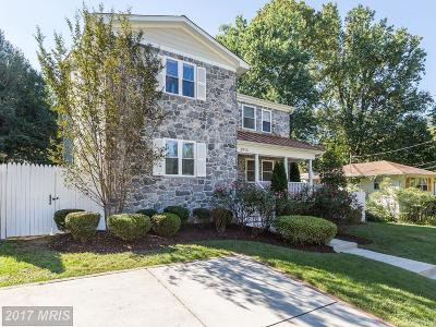 Kensington Single Family Home For Sale: 3916 Halsey Street