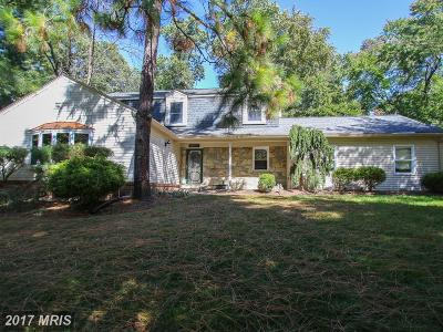 Silver Spring Single Family Home For Sale: 13800 Wagon Way