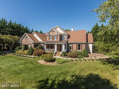 Laytonsville Single Family Home For Sale: 21116 Golf Estates Drive