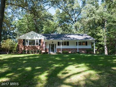 Silver Spring Single Family Home For Sale: 12516 Two Farm Drive