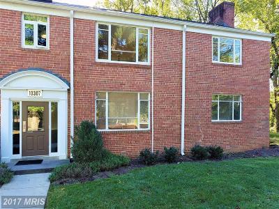 Condo For Sale: 10307 Montrose Avenue #M-202