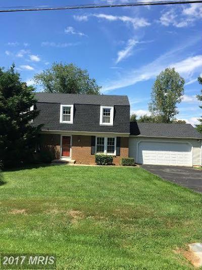 Clarksburg Single Family Home For Sale: 14323 Sugarloaf Vista Drive