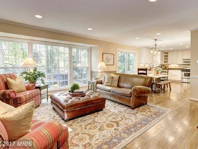 Potomac Single Family Home For Sale: 11801 Hunting Ridge Court
