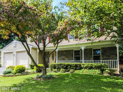 Derwood Single Family Home For Sale: 15700 Anamosa Drive