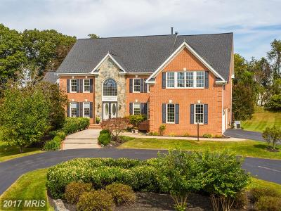 Brookeville Single Family Home For Sale: 20505 Bordly Court