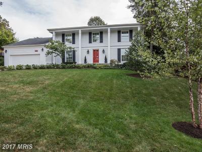 Potomac Single Family Home For Sale: 11133 Hurdle Hill Drive
