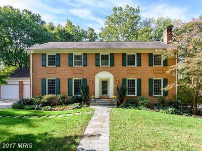 Potomac Single Family Home For Sale: 10508 Stable Lane