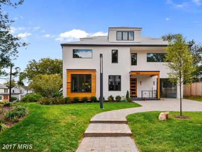 Bethesda Single Family Home For Sale: 5418 York Lane