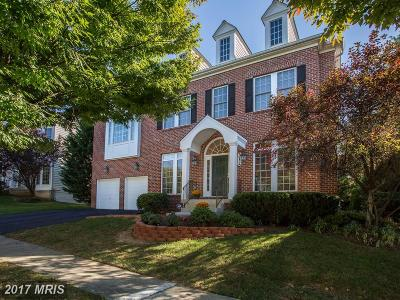 Rockville MD Single Family Home For Sale: $935,000