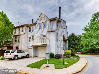 Burtonsville Townhouse For Sale: 14768 Wexhall Terrace #24-266