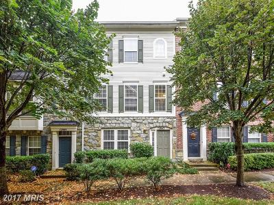 Clarksburg Townhouse For Sale: 12843 Murphy Grove Terrace