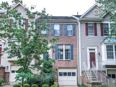 Olney Townhouse For Sale: 3042 Gatehouse Court