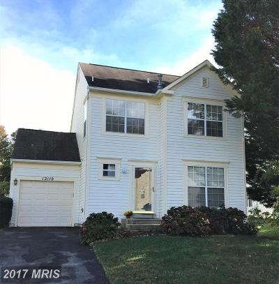 Germantown Single Family Home For Sale: 12110 Songbird Lane