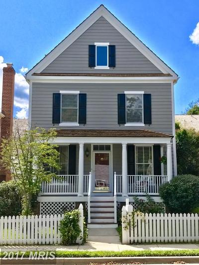Gaithersburg Single Family Home For Sale: 729 Chestertown Street