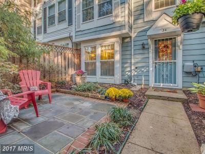 Germantown MD Townhouse For Sale: $250,000