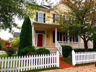 Clarksburg MD Single Family Home For Sale: $550,000