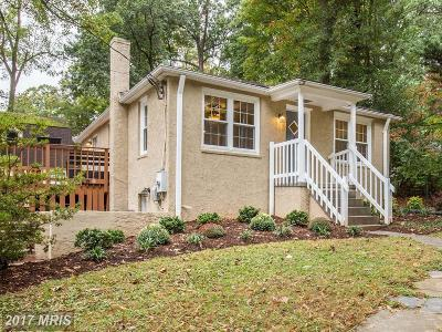 Gaithersburg Single Family Home For Sale: 412 Gaither Street