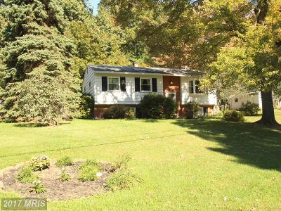 Gaithersburg Single Family Home For Sale: 202 Rolling Road