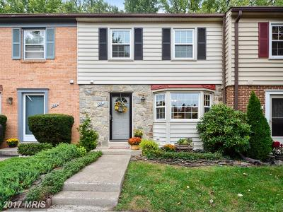 Montgomery Townhouse For Sale: 9684 Kanfer Court