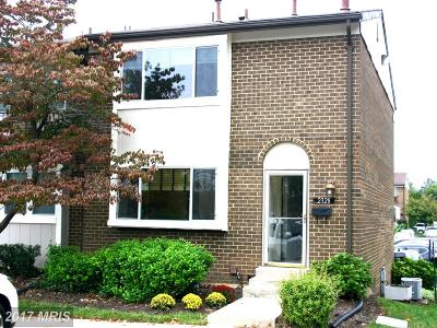 Montgomery Townhouse For Sale: 2328 Sun Valley Circle #1-K