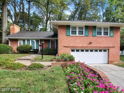 Kensington Single Family Home For Sale: 3105 Kent Street