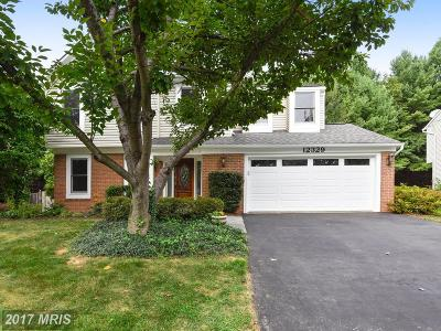 Gaithersburg Single Family Home For Sale: 12329 Morning Light Terrace