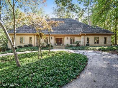 Potomac Single Family Home For Sale: 10800 Balantre Lane