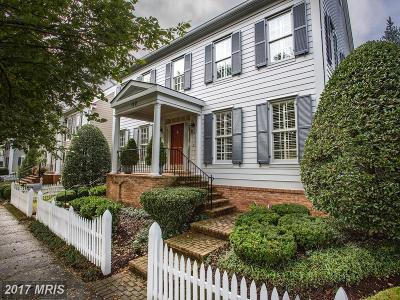 Gaithersburg Single Family Home For Sale: 112 Little Quarry Road