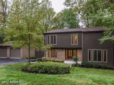 Potomac Single Family Home For Sale: 10500 Streamview Court