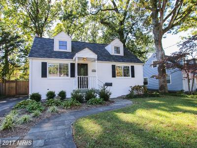 Kensington Single Family Home For Sale: 3306 Fayette Road