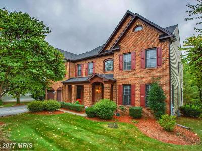 Germantown Single Family Home For Sale: 17834 Cricket Hill Drive