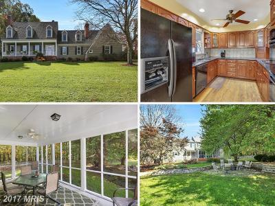 Brookeville Single Family Home For Sale: 21033 Georgia Avenue